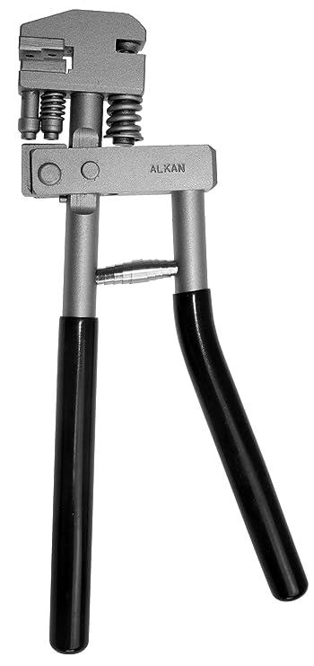 Karosseriezange//Schwei/ßerzange Karosserie und Blech Loch /ø 5 mm zum Einfahren bzw Stanzen Spezial Lochzange f
