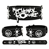 Amazon Price History for:MY CHEMICAL ROMANCE Rubber Bracelet Wristband May Death Never Stop You (1 Pc)