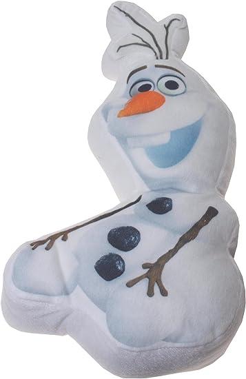Frozen Disney 40 cm Cuscino a forma di Olaf il pupazzo di neve