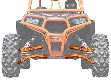 Polaris RZR 1000/Turbo atlaspro alta Remoción caja A-Arms (2014 - 2016, color naranja): Amazon.es: Coche y moto