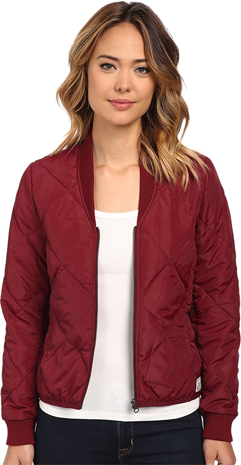 Obey Women's Darby Lightweight Puffer Jacket Obey Clothing Womens 221800085-604