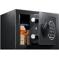 SentrySafe  Security Safe Extra Small Digital Lock Safe, 0.1 Cubic Feet, Black