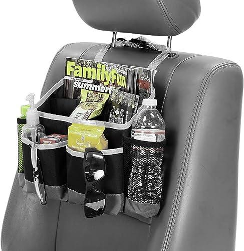 FH Group FH1131GRAY FH1131-GRAY Car Seat Storage Bag E-Z Travel