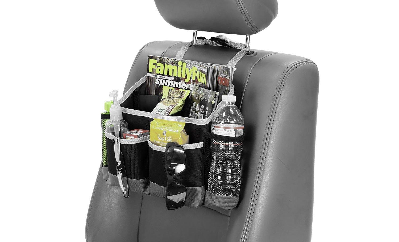FH Group FH1131GRAY Car Seat Storage Bag (E-Z Travel)
