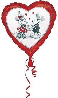 /0-1/Disney Mickey e Minnie congratulazioni di nozze Carlton 429936/