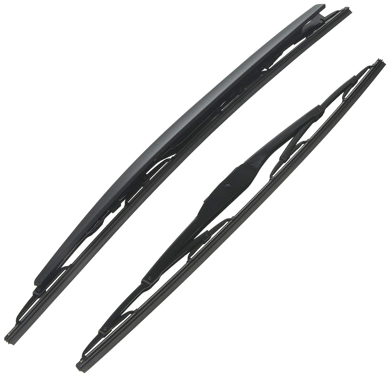 Bosch 3397001394 Twin Spoilers 394S - Limpiaparabrisas (2 unidades, 580 mm y 500 mm)