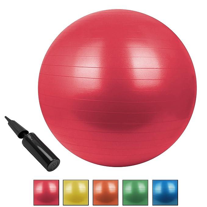 Pelota universal de gimnasia pelota para sentarse BOBBLY en diferentes tallas y colores: Amazon.es: Deportes y aire libre