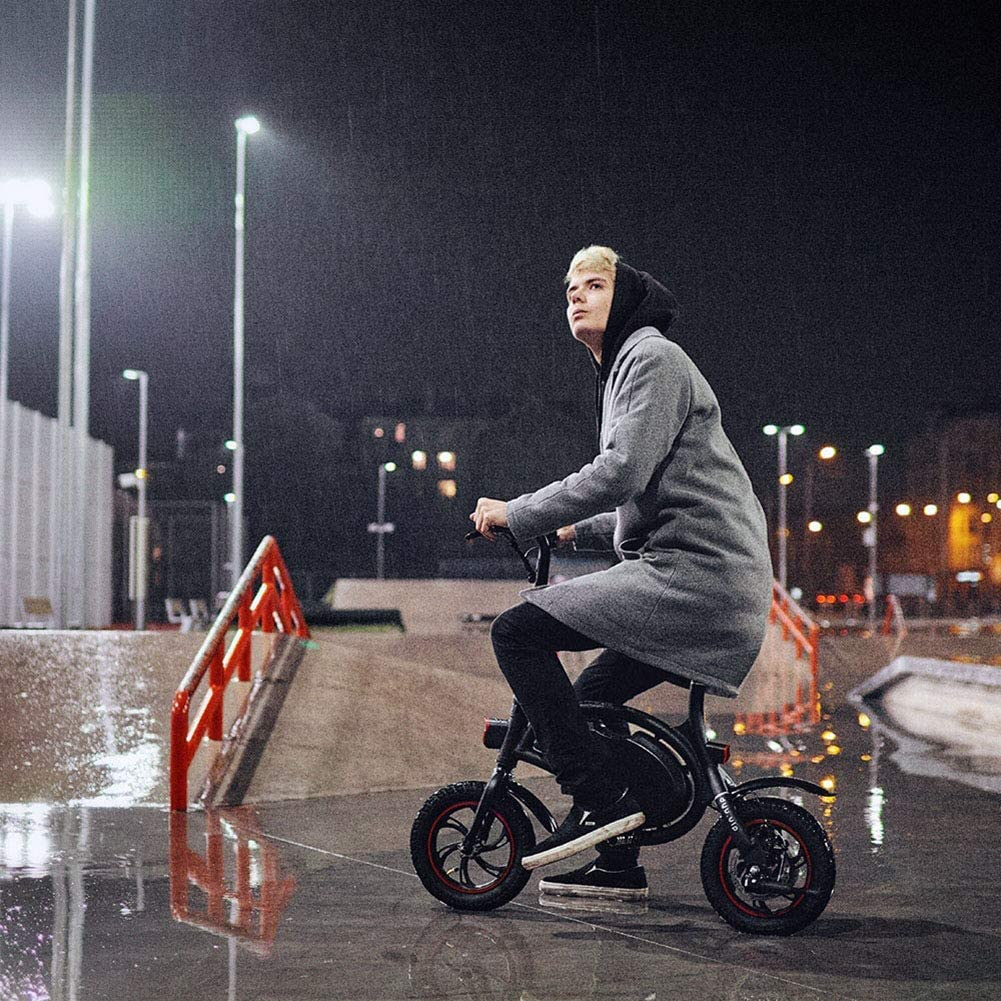 Top des meilleurs vélos électriques pliants en 2021 - DYU D3F