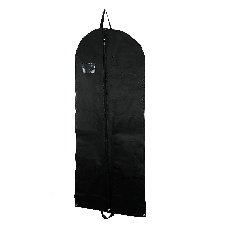 135 x 60cm Hangerworld Housse de Voyage Pliable /à Poign/ées pour Costumes