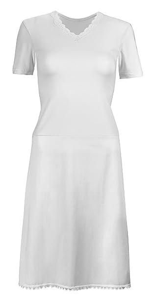 69a7817ed4b Valair Full Slip Dress for Women - Cotton Lycra Top