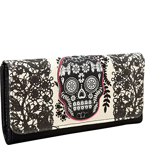 Loungefly - Cartera para mujer Negro Cream/Black/Pink: Amazon.es: Zapatos y complementos
