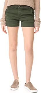 product image for James Jeans Women's Olivia Trouser Short in Deep Army