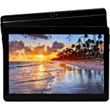 10 inch Tablet Android Octa Core Tablet with 4GB RAM 64GB ROM Tablet PC Built in WiFi and Camera GPS Two Sim Card Slots Unlocked 3G Phone Call Phablet (black)