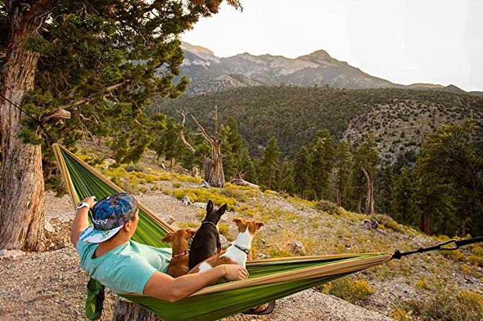 Best camping Hammock - Single & Double Hammocks