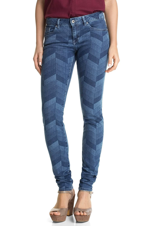 edc by ESPRIT Women's 034CC1B065 Slim Jeans