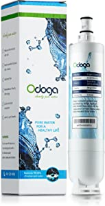 Odoga 4396508 Refrigerator Water Filter Compatible with Whirlpool 4396508, EDR5RXD1, 4396510, 4392857, WF-NLC240V, WF-L500, 4396918, W10186668, EveryDrop Filter 5, Kenmore 46-9010