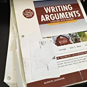 Writing arguments a rhetoric with readings john d ramage john c customer image fandeluxe Image collections