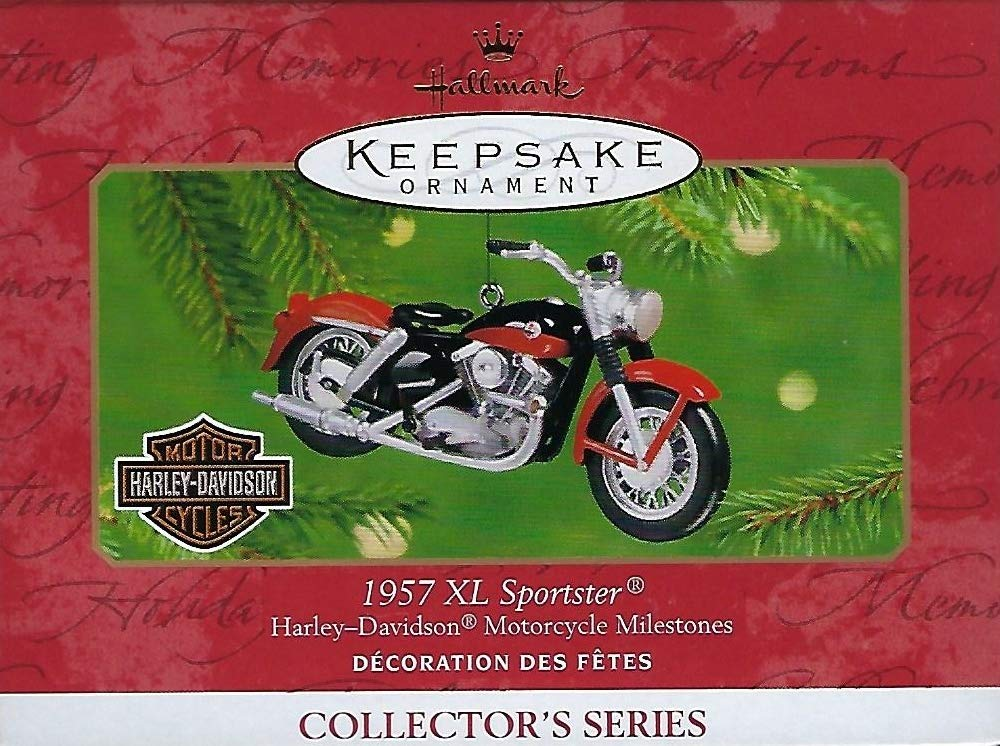 Hallmark Keepsake 1957 XL Sportster Ornament