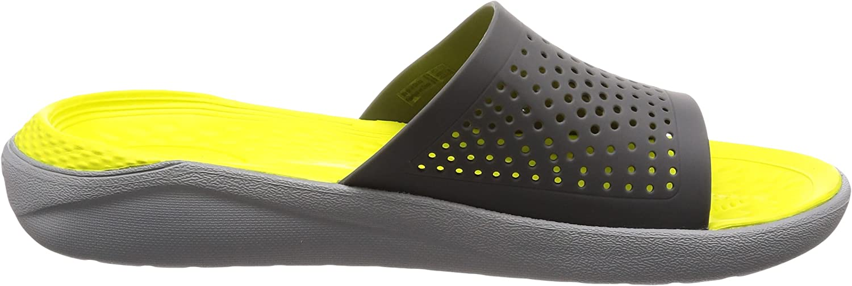 crocs Unisex-Erwachsene Literide Slide Dusch /& Badeschuhe