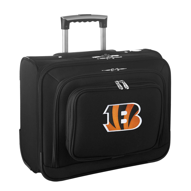 NFL Cincinnati Bengals Wheeled Laptop Overnighter