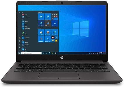 "Oferta amazon: HP 240 G8 - Ordenador portátil de 14"" FullHD (Intel Celeron N4020, 8GB RAM, 128GB SSD, Windows 10 Home) Negro - Teclado QWERTY Español"