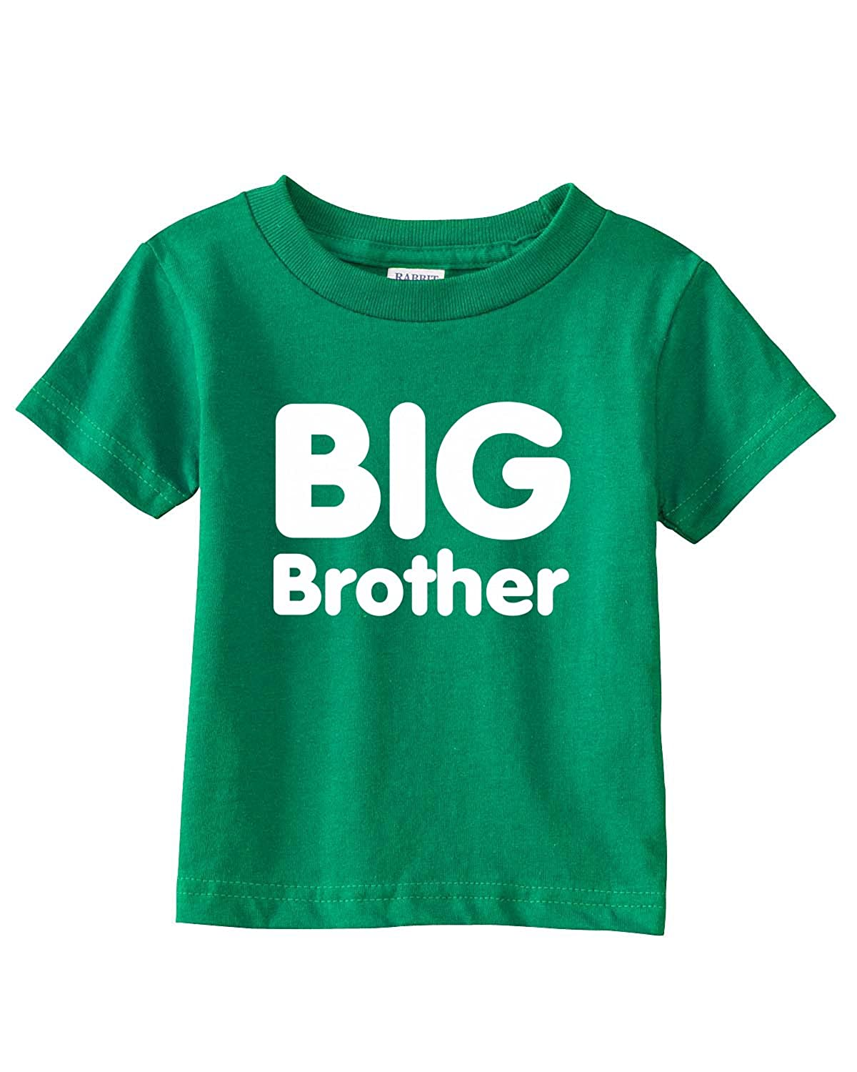 South Horizon BIG BROTHER on Infant & Toddler Cotton T-Shirt (in 21 colors) AM_P_0009333