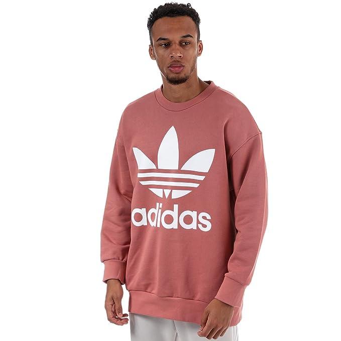 adidas Originals - Felpa - Uomo Pink X-Large