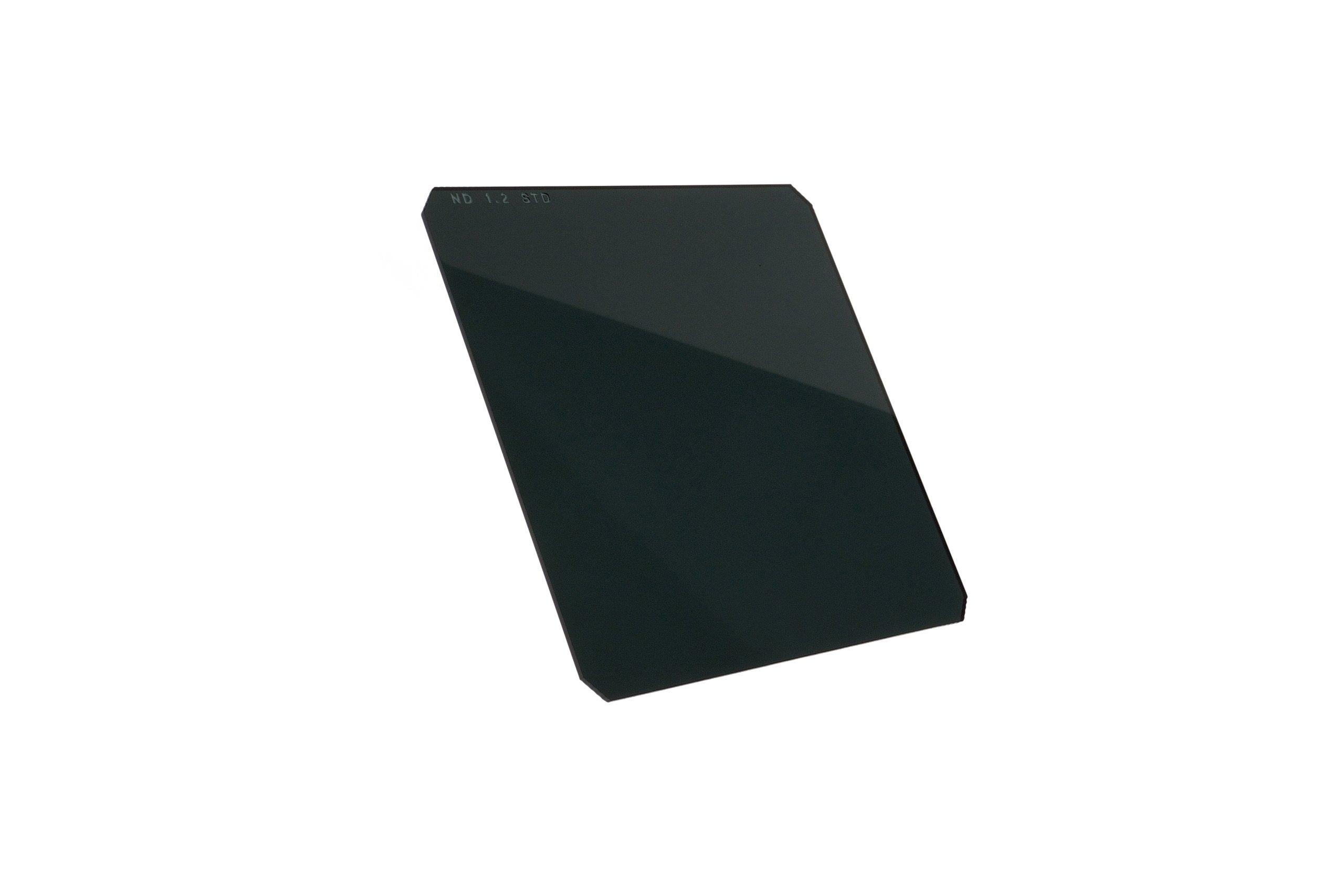 Formatt Hitech 67x85mm (2.64''x3.35'') Neutral Density 1.2 (4 stops) for Formatt Hitech 67mm modular holder, compatible with all 67mm holder systems by Formatt Hitech Limited