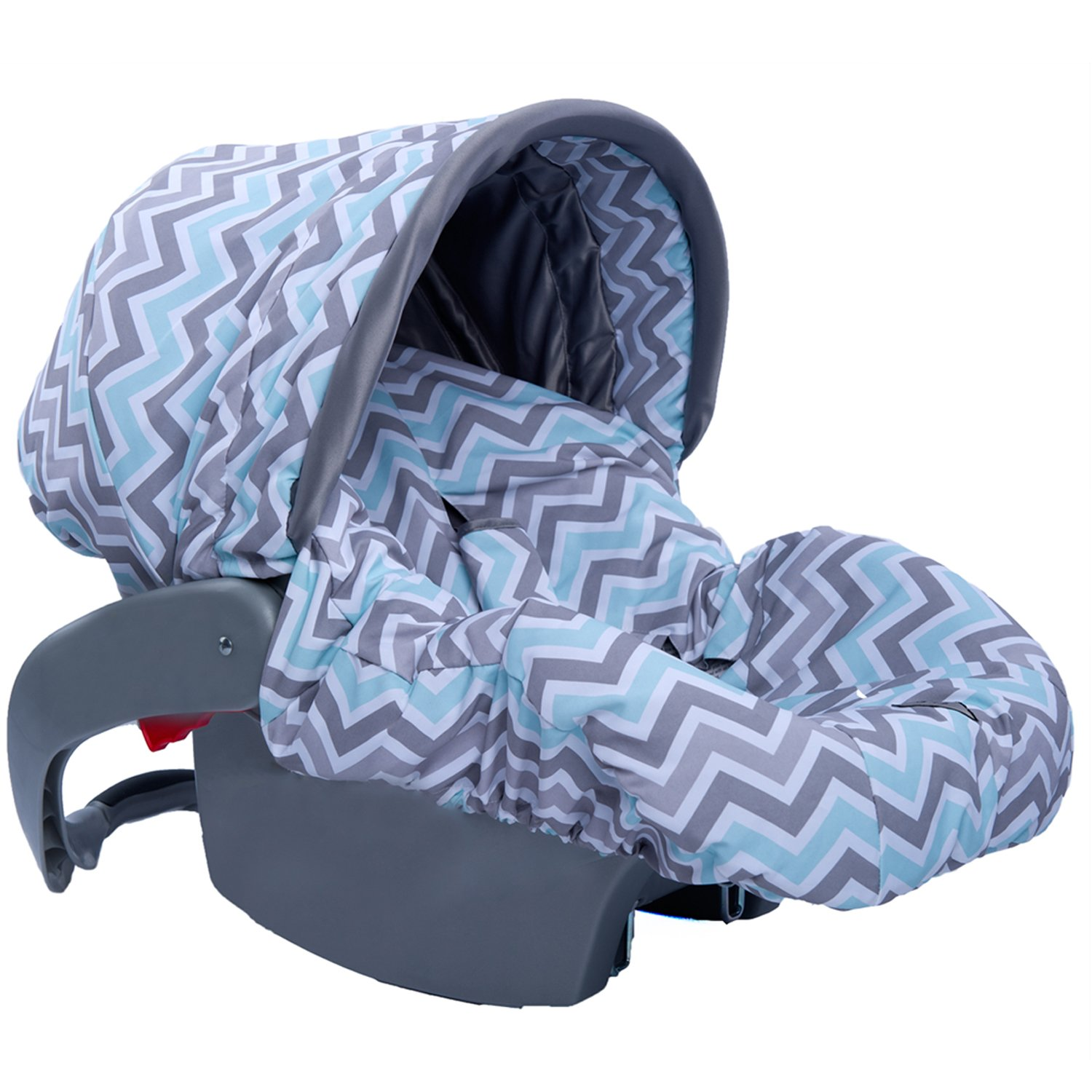 Amazon.com: Baby Bella Maya Infant Car Seat Cover, PB (Discontinued ...