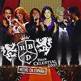 Tour Celestial 2007: Hecho en España