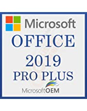 MS Office 2019 Pro PLUS | With Invoice | Full Version, Lifetime License, License Information and Activation Code is sent by e-mail and message. Delivery Time: 0 - 6 Hours