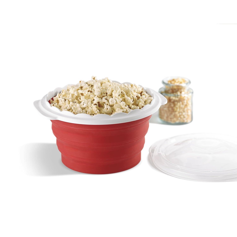 1d0924364ce Amazon.com  Cuisinart Microwave Popcorn Maker  Kitchen   Dining
