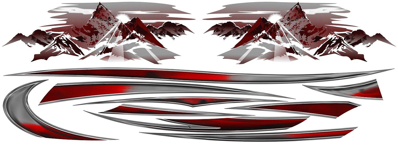 Rv trailer camper large vinyl decals graphics k 0008 2 decals bumper stickers amazon canada