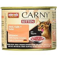 animonda Carny Kitten Katzenfutter, Nassfutter für Junge Katzen