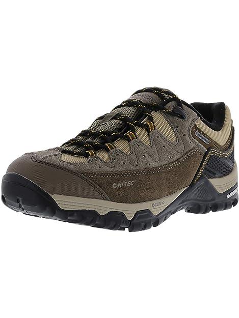 Waterproof Hiking Shoe, Gull Grey