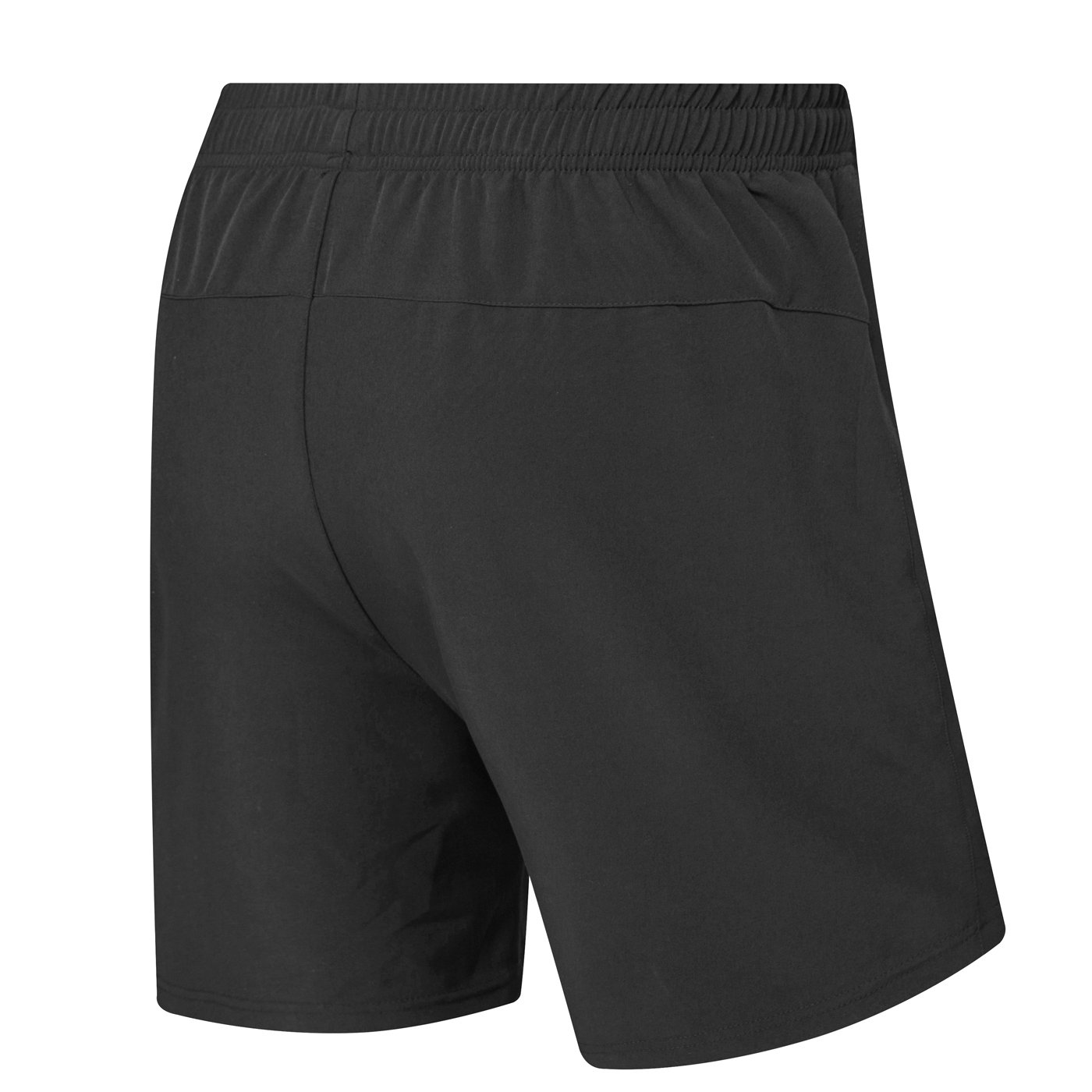 donhobo Mens Quick Dry Sports Shorts Running GYM Training Reflective Shorts With Zip Pockets