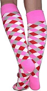 product image for Chrissy's Socks Women's Twisted Knee High Socks