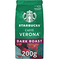 Starbucks Caffe Verona - Dark Roast Ground Coffee, 200g