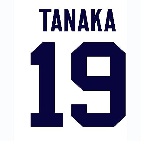 new concept 3adde f57fc Masahiro Tanaka New York Yankees Jersey Number Kit ...