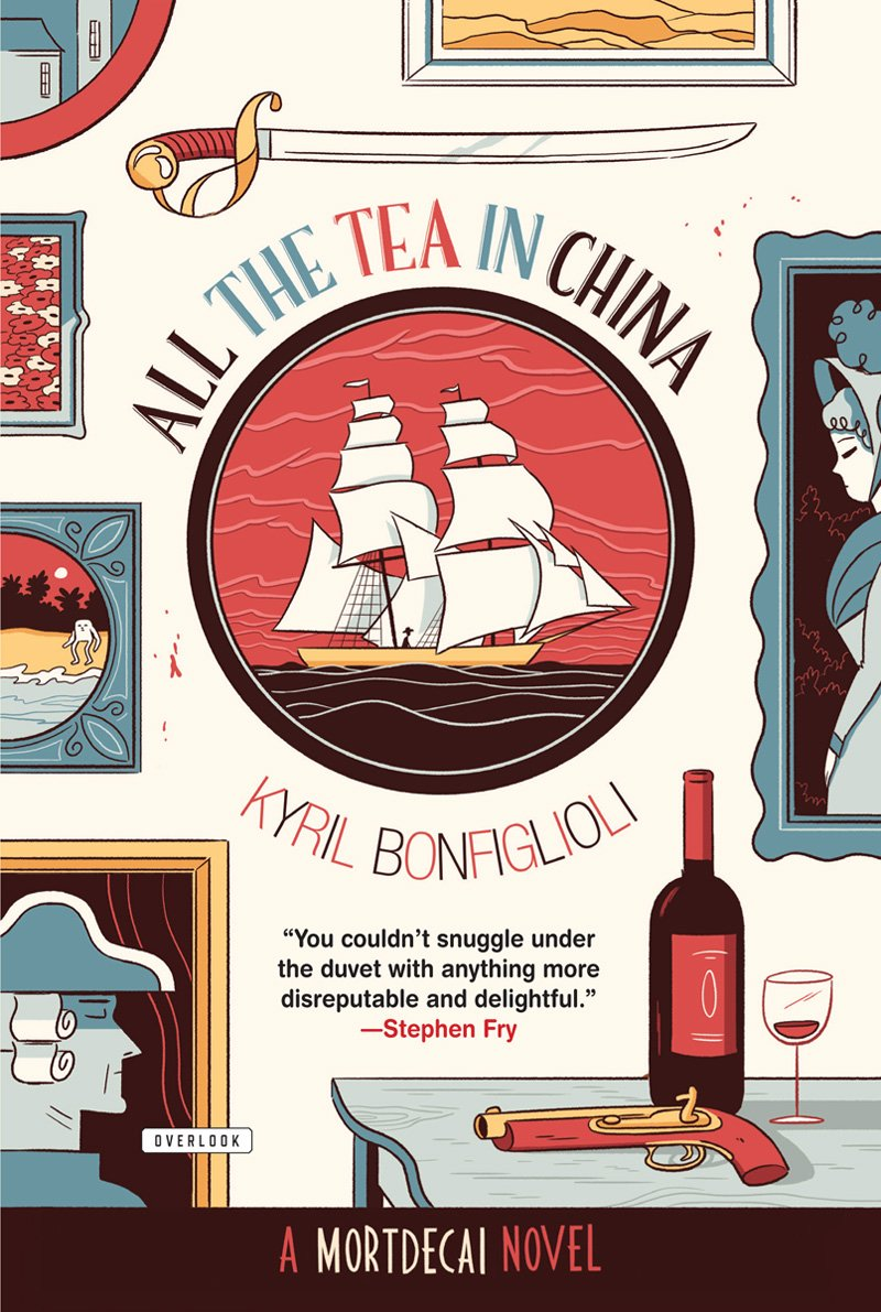 All the Tea In China ebook
