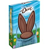 DOVE Easter Solid Milk Chocolate Bunny Ears 1.5-Ounce Bar (Pack of 6)