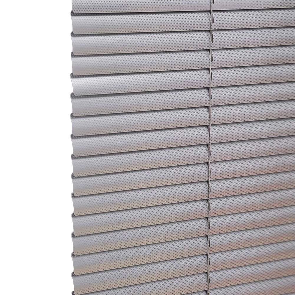IDWOI 耐摩耗性 ベネチアンブラインド シェード 日焼け止め 防腐剤 アルミニウム 合金 ローラーブラインド 、複数のサイズ カスタマイズすることができます (色 : A, サイズ さいず : 50x150cm) 50x150cm A B07PT9TJ9J