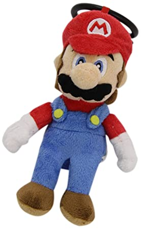 Nintendo - Peluche Mario Bros (Together Plus SATOGMBMM-01)