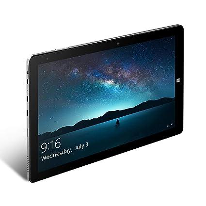 CHUWI Hi10 Air Tablets pc Tableta 10.1 Pulgadas Windows 10 (Intel Cherry Trail-T3 Z8350) Quad-Core hasta 1.92GHz 1200 * 1920 IPS 4GB RAM+64GB ROM, ...