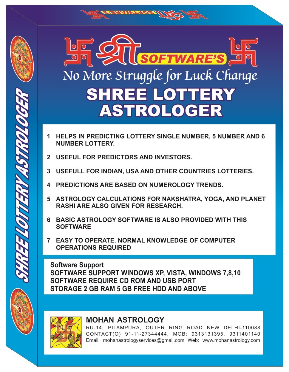Shree Lottery Astrologer For Single Number From 100 Numbers