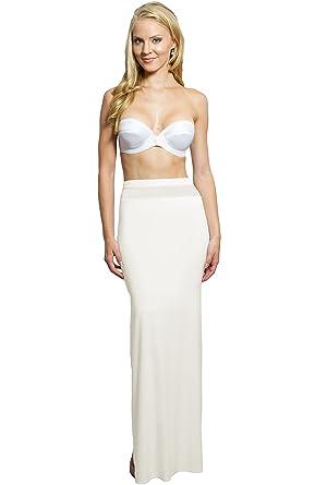 Wedding Dress Shapewear.Undercover Bridal Slimming Shapewear Slip For Women Evening Dresses Beach Weddings No Sheer