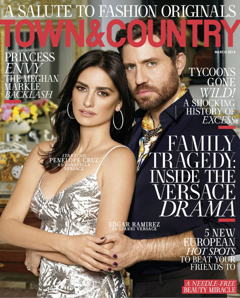 Town & Country Print Magazine