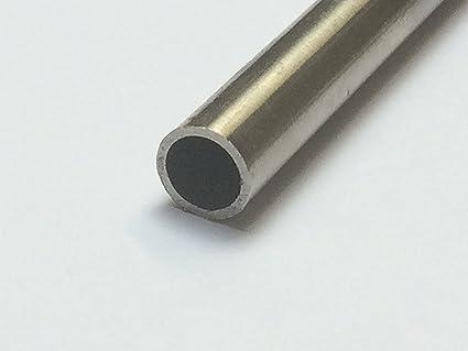 Tubo sin costuras de acero inoxidable 316 de 1/4 de diámetro ...