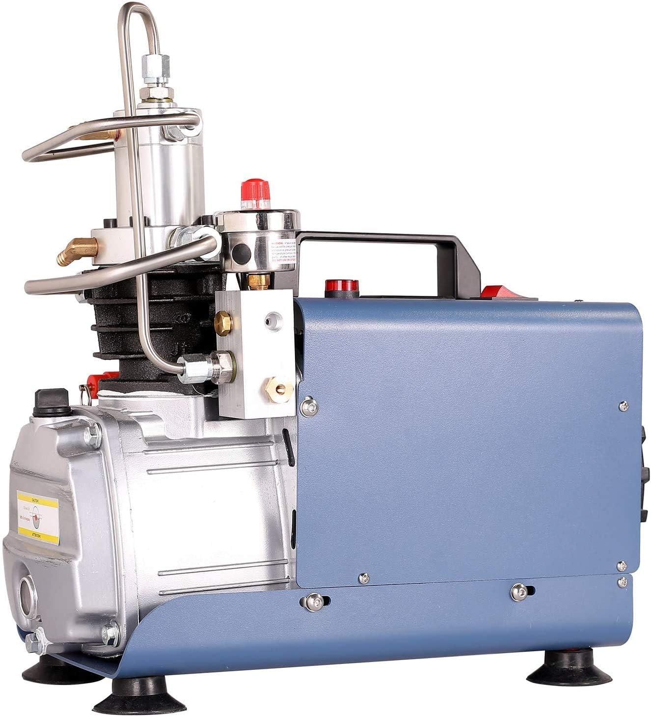 Z ZELUS 30MPA La Pompa Alta Pressione Con La Pistola D/'aria 4500PSI Pompa Compressore d/'aria Air Compressore Pump PCP Sospensione Compressore d/'aria