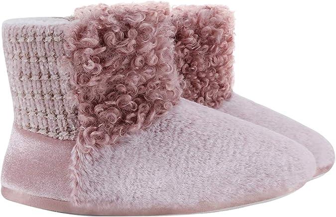 K KomForme Pantofole Donna Invernali da Casa Morbide